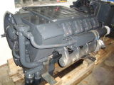 건축기계, 발전소 및 차량을%s Deutz F12L413f 엔진