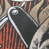 Высочайшее качество OEM на заказ молнией выполнять печать худи для мужчин