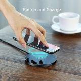 Qi Wireless Phone Charger cargador de batería electrónica de carga para el iPhone8