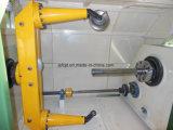 スカイブルー3PCSのコアワイヤー/700rpm安定した回転放出ラインアニーリングの錫メッキする機械が付いているBuncherのリード編み機を束ねるケーブルの組みひも