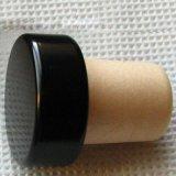 Tappo sintetico del sughero del polimero degli accessori della bottiglia di vino