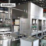 Bouteille PE Lavage machine de remplissage pour le lait de boissons d'étanchéité