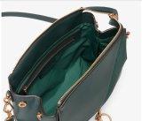 Saco de couro das mulheres do desenhador do saco das senhoras do plutônio da fábrica de Guangzhou