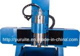 Scultura la pietra di CNC della macchina e della macchina del router del metallo