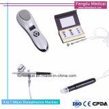 Diomand Dermoabrasão Dispositivo portátil para limpeza de pele