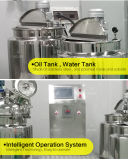 Tipo Staniary del alimento que homogeneiza revolviendo la mezcladora para la emulsificación del vacío