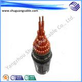 Wdz-Yjv22 0.6/1kv 3 x 95 + 1 x 50/LV/пламя - retardant/силовой кабель