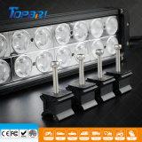 Barre d'éclairage LED des pièces d'auto 240W de la CE pour le Wrangler de jeep