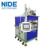 Enroulement de bobine automatique de stator de moteur de générateur insérant la machine