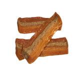 La serie de puré de cortes de carne de pato Aperitivos