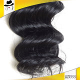 O cabelo 8A peruano excelente é cabelo não processado de 100%
