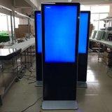 55 pulgadas de pantalla táctil Wayfinding Kiosco Interactivo Digital Signage para el aeropuerto