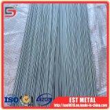 B348 Gr5 de Staaf van het Titanium ASTM voor Ultrasone Industrie