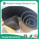 Protetor protetor gravado elevado da parede do estofamento da espuma da listra da esponja do baixo preço de Quanlity