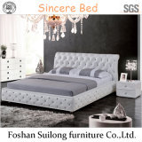Lb1102 현대 가죽 침대