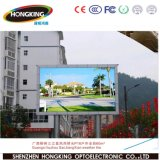P8 al aire libre a todo color de pantalla LED de panel de visualización