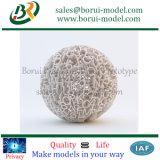 Artigo do plástico da impressão do CNC 3D