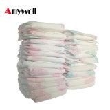 PE descartáveis de alta qualidade de filme Cloth-Like fraldas para bebé Fabricação na China