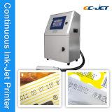 Lot de codage et de la machine de comptage en continu pour imprimante jet d'encre peut et dans la case de l'impression