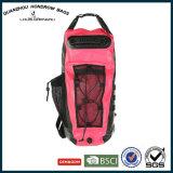 Los nuevos bolsos secos con estilo del PVC de la tapa de rodillo que acampan impermeabilizan el morral Sh-17090123