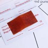 Cer FDA antiseptische Povidone-Lodine Vorbereitungs-Auflage
