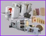 機械を形作るライン紙袋の2つのカラーFlexoの印字機