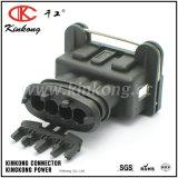 282192-1의 4개의 Pin 여성 케이블 연결관
