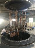Tôles en acier inoxydable des meubles en or rose/bleu/violet/noir de la machine de revêtement PVD de couleur