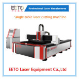 Alta qualità della macchina della taglierina del laser del metallo con il generatore 1000W