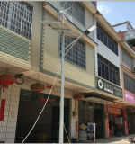 Fabricante de China y el Viento Solar Híbrido Ligting Solar en la calle la luz solar