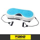 Forma fisica sottile 200W della macchina di massaggio della piattaforma di mini di misura vibrazione completa pazzesca del corpo