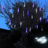 Het Licht van de LEIDENE Regenval van de Meteoor voor OpenluchtDecoratie