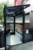 Ascenseur vertical de plate-forme pour l'accessibilité libre