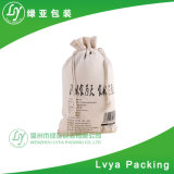Haute qualité 100% organique naturel coulisse de l'épaule Sac en toile de coton