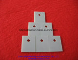 Placa cerâmica do nitreto de alumínio da isolação
