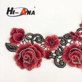 Oltre 9000 disegni marchio personalizzato merletto stampato del collare