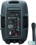 Do amplificador portátil de uma Auto-Potência de 8 polegadas altofalante Multifunction de Bluetooth