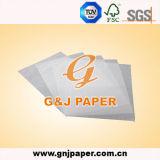 35*35cm eingewachsenes Zwischenlage-Papier für Nahrung Wrappping und Hände Wipping