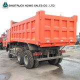 [6إكس4] 30 طن [هووو] قلّاب شاحنة قلّابة [دومب تروك] لأنّ عمليّة بيع