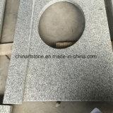 Несколько видов китайской белой плитки камня мрамора гранита G603
