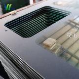 8mmのトラックの風防ガラスの緩和されたガラスの薄板にされたガラス