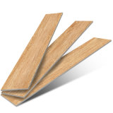 Combinaison de mur et sol tuiles gris en bois