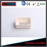 Bestand Alumina Smeltkroes op hoge temperatuur voor Chemische Toepassing