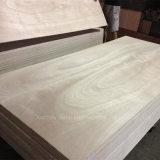 Triplay Okume de muebles de madera contrachapada con BB/CC comercial grado Plywood-Okoume