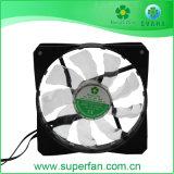 120*120*25mm Vermelho Verde Azul LED transparente de 24V DC do GMV