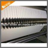 Rolo de papel de alta velocidade que corta & máquina do rebobinamento