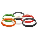 Soem HFRFID kundengerechtes Wristband-Silikon für die Ereignis-Etikettierung