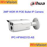 Videocamera di sicurezza Ipc-Hfw4231d-as del IP della rete digitale di Dahua 2MP 60fps Poe