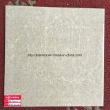 Azulejo esmaltado mirada de mármol blanca de la porcelana del material de construcción de China