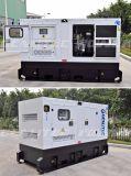 Leises Perkins Dieselgenerator-Set der Genlitec Energien-(GPP100S) 80kw/100kVA